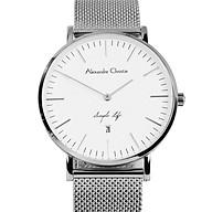 Đồng hồ đeo tay Nữ hiệu Alexandre Chrities 8566LDBSSSL-SET thumbnail