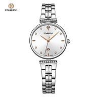 Đồng hồ Nữ STARKING BL1032SS11 Máy Pin (Quartz) Kính Sapphire thumbnail