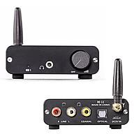 Bộ Giải Mã Âm Thanh DAC Bluetooth 4.2 & NFC, aptX. - Dac Bluetooth 4.2 & NFC, aptX, Audio B1 - B1 HiFi Stereo Audio Bluetooth CSR 4.2 Receiver DAC with NFC AnZ thumbnail