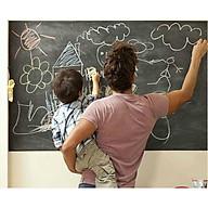Bảng đen Thông minh dán tường Học Tập - Văn Phòng 45x200cm thumbnail