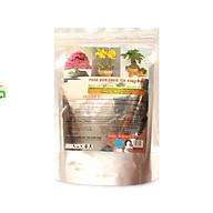 Phân hữu cơ siêu dinh dưỡng tan chậm cho hoa lan, rau sạch tại gia. Gói 500gr 30 túi lưới. thumbnail