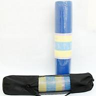 Thảm tập YOGA chống trượt tặng kèm túi lưới (giao màu ngẫu nhiên) thumbnail