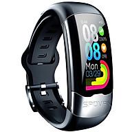 Đồng hồ thông minh đo nhịp tim, theo dõi tập thể dục huyết áp, vòng đeo tay tập thể dục, theo dõi giấc ngủ, cảm ứng đầy đủ thumbnail