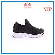Giày Thể Thao Bé Trai Bé Gái Đi Học Siêu Nhẹ Crown Space UK Sport Shoes CRUK8024 Cho Trẻ em Cao Cấp Êm Thoáng Size 28-35 4-14 Tuổi thumbnail