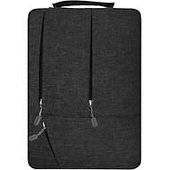 Túi Chống Sốc Macbook Laptop TCS - Đen thumbnail
