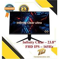 Siêu phẩm 2021 - Màn hình Gaming Infinity Clear - 165Hz - Tấm nền IPS - CHÍNH HÃNG thumbnail