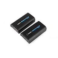 Bộ khuếch đại HDMI 100m bằng cáp mạng LKV373 Hàng nhập khẩu thumbnail