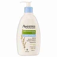 Aveeno Active Naturals Daily Moisturising Sheer Hydration Fragrance Free Lotion 350mL thumbnail