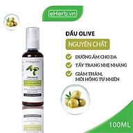 Dầu Olive Nguyên Chất Dưỡng Da - Tóc MILAGANICS 100ml (Chai) thumbnail