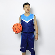 Quần áo bóng rổ Vinasport Ocean Blue thumbnail