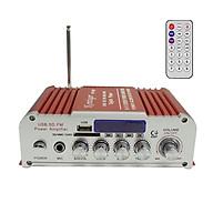 Amplifier mini Karaoke Kentiger HY 803, âm thanh cực đỉnh, có chế độ USB, thẻ nhớ... hàng nhập khẩu nguyên chiếc thumbnail