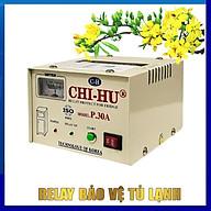 Relay bảo vệ tủ lạnh cao cấp CHI-HU P.30A thumbnail
