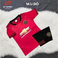 Bộ đồ đá banh trẻ em CPSports MU (Đỏ) thumbnail