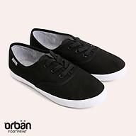 Giày sneaker nữ Urban UL1708 đen thumbnail