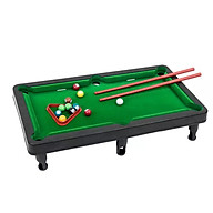 Bàn bi a cho trẻ em giải trí trong nhà, bàn bida mini 6 lỗ thể thao thumbnail