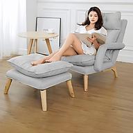 Giường ghế sofa thông minh có dôn để chân thư giãn ASG545 - Hàng chính hãng thumbnail