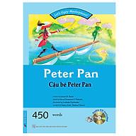 Happy Reader - Cậu Bé Peter Pan (Kèm 1 CD) (Tái Bản) thumbnail