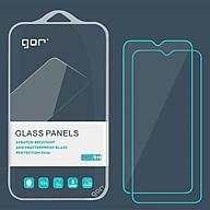 Bộ 2 miếng kính cường lực Gor cho Xiaomi Redmi Note 8 Redmi Note 7 - Note 7 Pro - Full Box - Hàng nhập khẩu thumbnail
