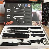 Bộ dao ghero 6 món cho nhà bếp thumbnail