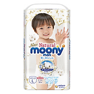 Tã Quần Moony Natural Bông Organic L36 (36 Miếng) thumbnail