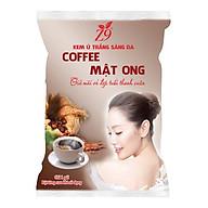 Z9 KEM Ủ TRẮNG SÁNG DA TINH CHẤT CAFÉ MẬT ONG 110g thumbnail
