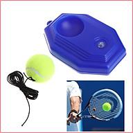 Bộ dụng cụ tập tennis tại nhà không cần bạn chơi cùng, không cần nhặt bóng tại nhà nâng cao cơ thủ thumbnail