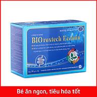 Cốm vi sinh Bio Gold Tex giúp bé ăn ngon, tiêu hóa tốt, giảm tiêu chảy, táo bón Hộp 30 gói thumbnail