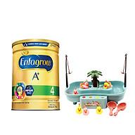 Bộ 1 Lon Sữa Bột Enfagrow A+ 4 Với DHA Và MFGM Cho Trẻ Từ 2-6 Tuổi - Lon 1.7kg Tặng 1 Đồ Chơi Câu Cá Dùng Pin thumbnail