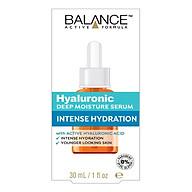 Tinh Chất Cấp Nước Balance Active Formula Hyaluronic Deep Moisture Serum (30ml) thumbnail