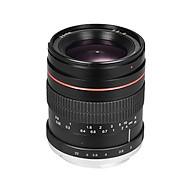 35mm F2.0 Wide Angle Manual Focus Prime Lens Full Frame SLR Lens Low Dispersion For Nikon F Mount D7000 D7100 D200 D300 - Black thumbnail