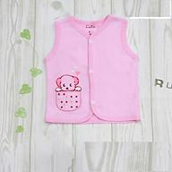 Áo ghile cotton 2 lớp cho bé thumbnail