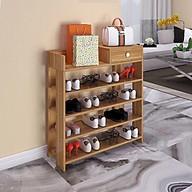 Kệ để giày dép bằng gỗ thumbnail