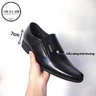 Giày Tây Nam Giày Tăng Chiều Cao Nam 7cm Mã GL03 Da Siêu Mềm thumbnail