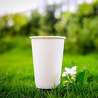 50 LY GIẤY 12oz 360ml, uống trà, cà phê, sinh tố - Không kèm nắp thumbnail