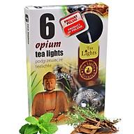 Hộp 6 nến thơm tinh dầu Tealight Admit Opium QT026071 - hương thảo dược thumbnail
