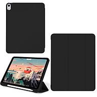 Bao Da Case Cover Dành Cho iPad Mini 5 iPad Pro 11 inch iPad Air 3 iPad Pro 3 iPad Air 4 iPad 7 8 iPad Pro 12.9 inch - Hàng Chính Hãng Có Khe Cắm Apple Pencil thumbnail