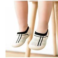 Một đôi giày bún đế mềm cực sang cho bé trai và bé gái thumbnail