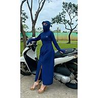 Váy Chống Nắng Nữ Toàn Thân, Áo Khoác Che Bụi King168 mẫu NT156 thumbnail