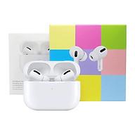Tai nghe Bluetooth nhét tai Lanith INPODS PRO TAI0006 Tai nghe không dây phím bấm cảm ứng Hàng nhập khẩu - Hoạt động liên tục tới 3h thumbnail