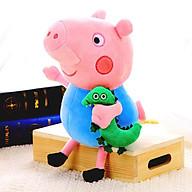 Gấu Bông, Thú Bông Heo Peppa Pig Lợn 30CM Quà Tặng Cho Các Bé Siêu Đáng Yêu thumbnail