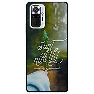 Ốp lưng dành cho Xiaomi Redmi Note 10 - Redmi Note 10 Pro - mẫu Suýt Nữa Thì thumbnail