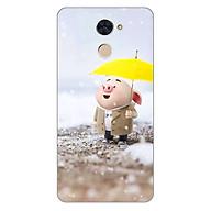 Ốp lưng dẻo cho điện thoại Huawei Y7 Prime_0385 Pig 25 - Hàng Chính Hãng thumbnail