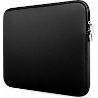 Túi chống sốc Nỉ cao cấp dành cho Laptop và Macbook Từ 11 đến 15,6 - Màu Đen thumbnail