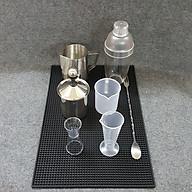 Combo 8 dụng cụ pha chế dùng cho quầy cà phê, barista thumbnail