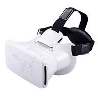 True Fantasy 3 Generation Mobile Phone Vr Glasses White thumbnail