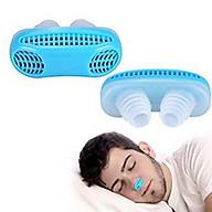 Dụng cụ chống ngáy khi ngủ, lọc không khí đa năng 2 in 1 thumbnail