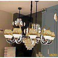 Đèn chùm trang trí pha lê cao cấp DCBG0020A thumbnail