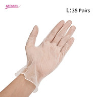 Powder Free Nitrile Gloves Large Disposable Gloves for Hand Care Protection House Cleaning Tattoo Body Piercing Industry thumbnail
