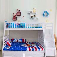 Giường Tầng Trẻ Em cao cấp A203, Trên 1m, Dưới 1m4 thumbnail
