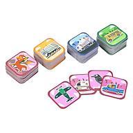 Bộ 96 Thẻ 3D Flashcard Ekidar thumbnail